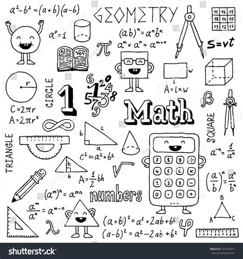 doodle your math book image gallery math doodles