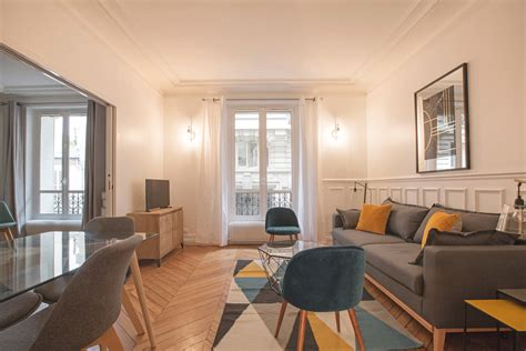 apartamento en alquiler rue lauriston paris ref