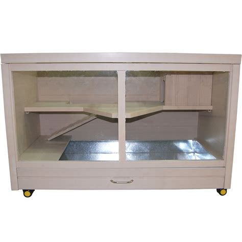 Bunny Hutch Indoor Rabbit Hutch In Pet Pens