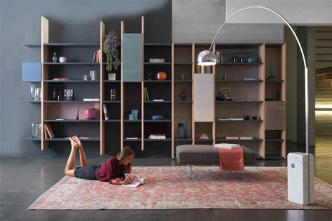 libreria mm una libreria che ottimizza lo spazio al cm