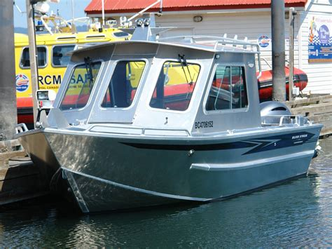 Cabin Boat by 20 Bowen Aluminum Cabin Boat By Silver Streak Boats