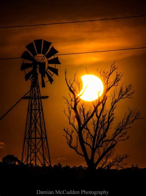 Landscape Photography During Solar Eclipse Today S Solar Eclipse In Australia Today S Image Earthsky