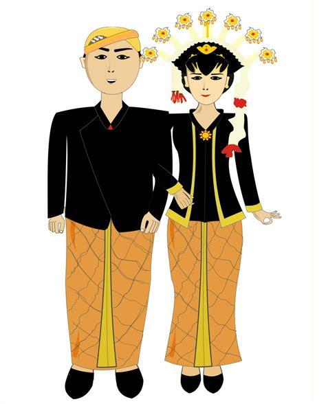 Baju Jawa pakaian adat jawa tengah by rosalinamurhidac on deviantart