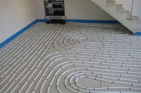 riscaldamento a pavimento polvere riscaldamento a pavimento installazione venezia cs impianti