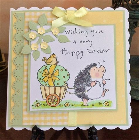 Handmade Easter Cards For - 10 best images about cards easter on