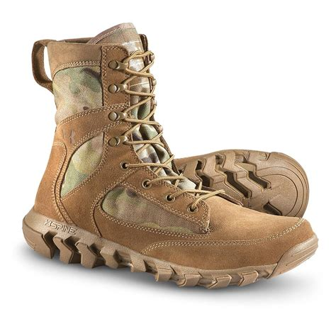 armour combat boots s armour 174 alegent tactical boots coyote
