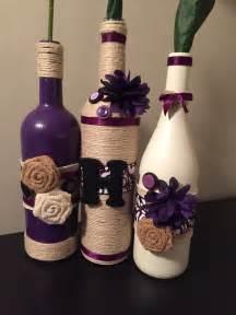 diy wine bottle crafts pinterest successes pinterest