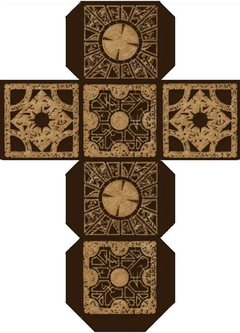 build your own hellraiser puzzle box lament configuration disgusting horror co