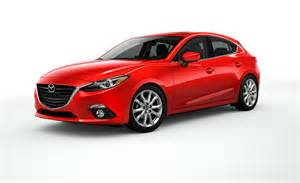 Madza 3 Hatchback 2014 Mazda 3 Hatchback Photo