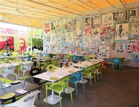 cafe design district miami art flat 15 design lifestyle