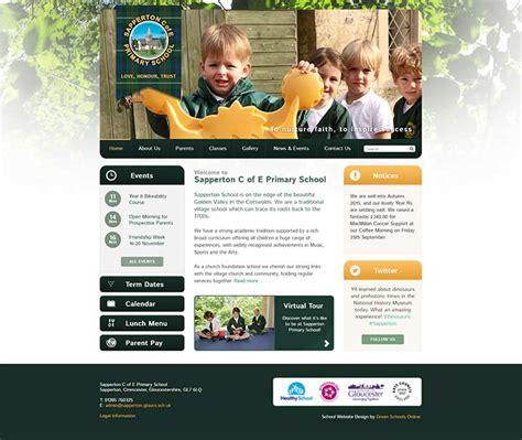 pattern school website latest school website designs june 2016 the school