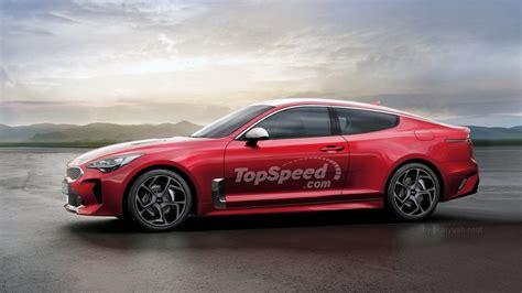 2020 Kia Gt Coupe 2020 kia stinger coupe top speed