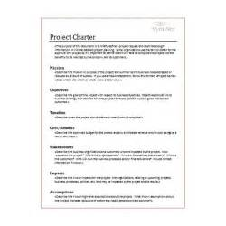 project management project charter template best photos of agile project charter template simple