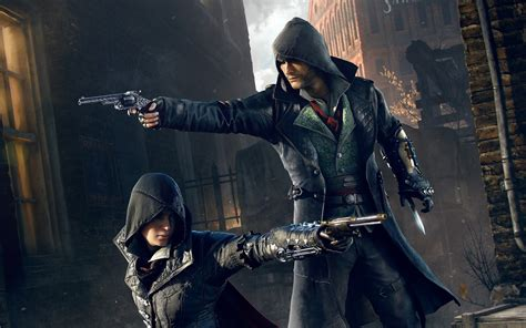 assassins creed syndicate official assassin s creed syndicate twin assassins wallpapers hd wallpapers id 15968