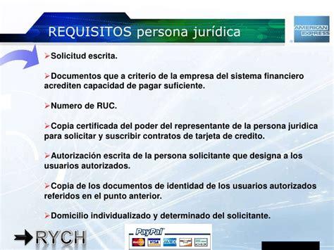 requisitos de cedatu requisitos para la solicitud de tarjeta de credito bod