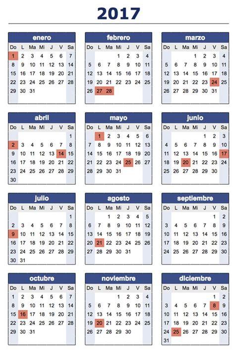 Calendario 2017 Feriados Colombia 25 Melhores Ideias Sobre Calendario Feriados 2017 No