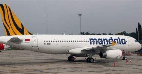 Tiket Mandala tiket pesawat mandala airlines rute jakarta malaysia seharga rp 329 900 zonaaero