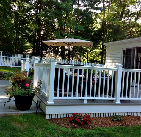 northborough ma deck installation  certainteed products