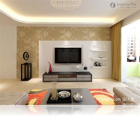 modern lcd tv unit showcase design ideas small simple