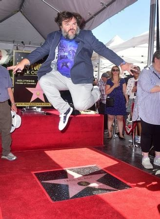 jack black hollywood star speech jack black to be honored on hollywood walk of fame