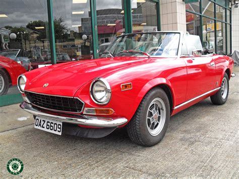 fiat spider 1981 1981 fiat 124 spider for sale chelsea cars