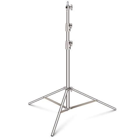 tripod to light stand adapter neewer 39 114inch adjustable light stand tripod with