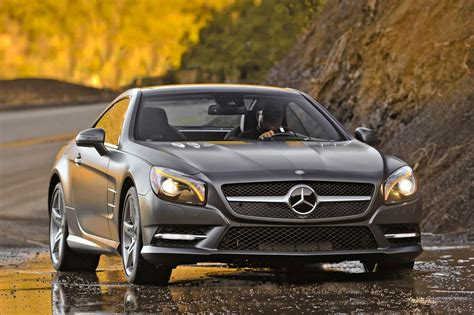 2012 Mercedes Sl550 by 2014 Mercedes Sl Class Reviews And Rating Motor Trend
