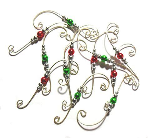 decorative ornament hooks best christmas ornament hooks a very cozy home