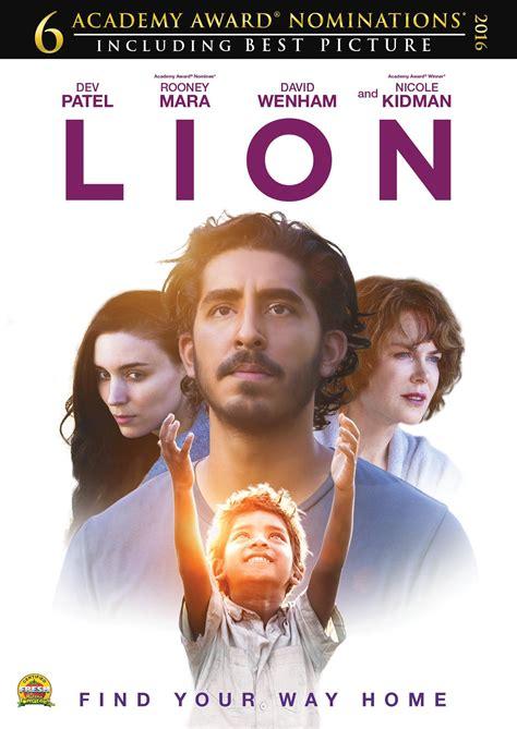 film lion dvd lion dvd release date april 11 2017