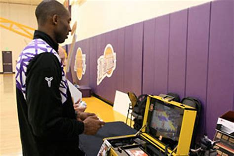 Mba Players Getting Laid On The Road by Bryant Gets Portable Xbox 360 For The Road Techeblog