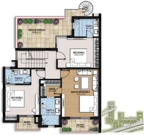 floor plan for residential house outstanding ansal housing g 2 residential building floor