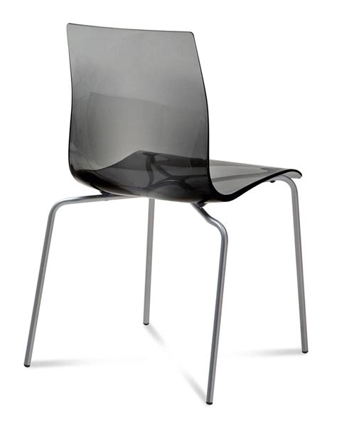 gel b stackable dining chair by domitalia domitalia chairs