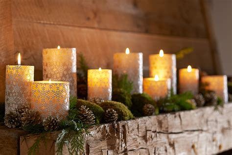 Pttery Barn Teen Professional Tips For Decorating Your Holiday Mantel