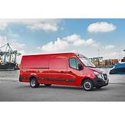 Nissan NV400 Van Gets New Engine Options Infusion Of Tech