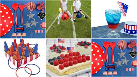 4th of july party ideas fun games planning themes and