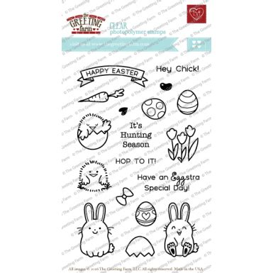 Starbucks Card Usa Easter Eggs 2016 Diecut Set st feature eggstra special the greeting farm clear sts rubber sts cardmaking usa