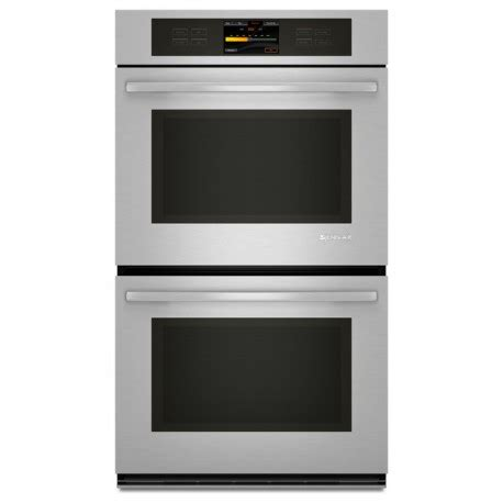 "brand name 30"" double wall oven with v2™ vertical dual fan"