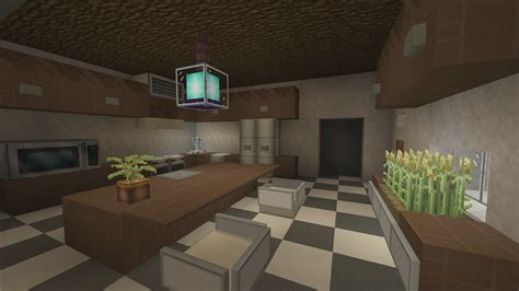 Kitchen Ideas For Minecraft Modern Rustic Traditional Kitchen Designs Show Your Creation Minecraft Minecraft Forum
