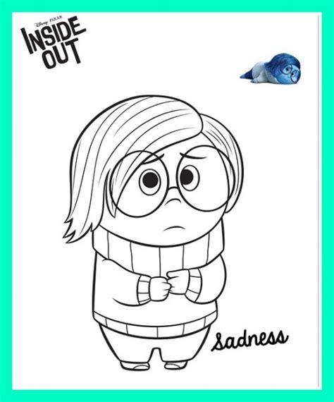 imagenes de la tristeza para colorear im 225 genes para imprimir y colorear de intensamente la