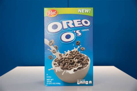 Oreo Sereal oreo o s the cereal of your childhood is back for