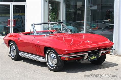 Retired Home Interior Pictures by 1965 Chevrolet Corvette Convertible Gentry Lane Automobiles