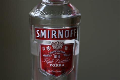 the smirnoff vodka challenge drink spirits