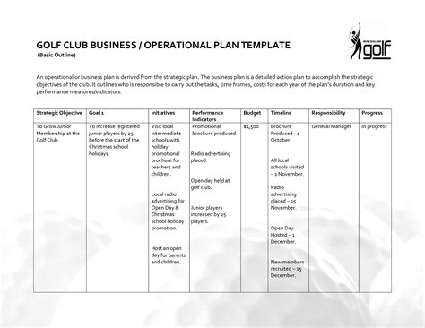 one page business plan template word awesome sample of simple
