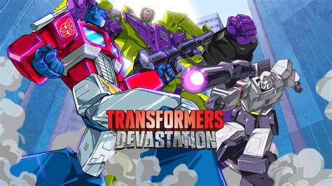 Ps4 Transformers Devastation transformers devastation ps4 playstation
