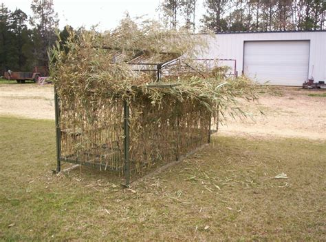 homemade duck hunting boat blinds duck hunting blinds