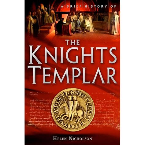 The History Of The Knights Templar brief history of the knights templar antic exlibris