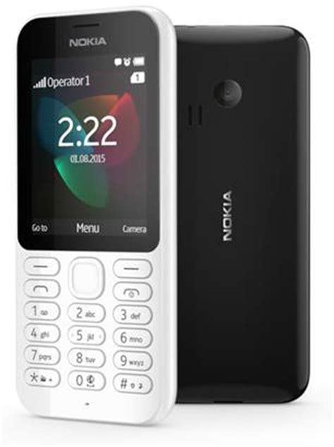 Nokia 222 By Complete Selular nokia 222 et 222 sim des feature phones plut 244 t