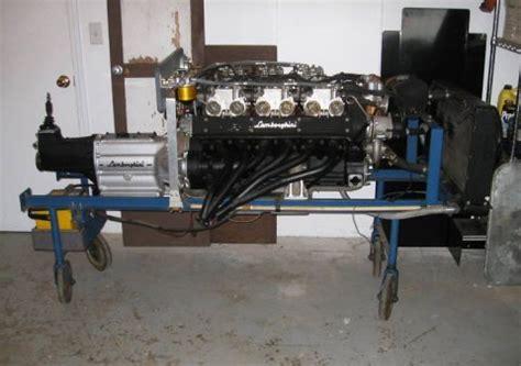 crashed then stored 1968 lamborghini 400gt bring a trailer