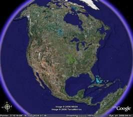 Google Maps World by Meatspace Via Cyberspace Perishable Press