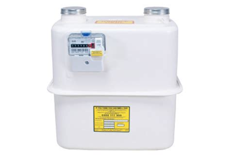 itron mda commercial gas meter